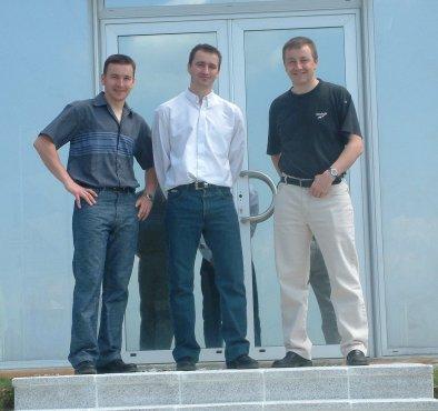 3 frères, 3 technico-commerciaux